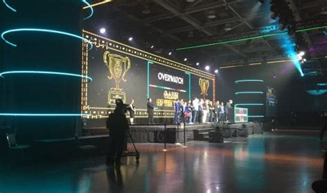 2017 GDC Awards: Overwatch Wins Game of the Year