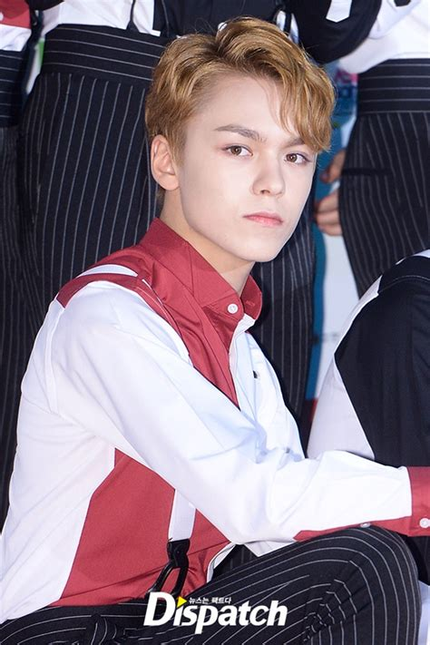Blonde versus Black: Fans are in awe with Vernon and