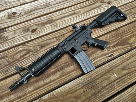 There's no real M4A4 so I built one