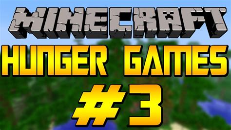 Lets Play Minecraft Hunger Games PVP Server Part 3