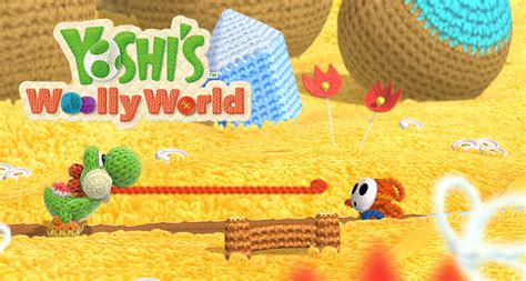 Review: Yoshi's Woolly World – A New Woolly Adventure