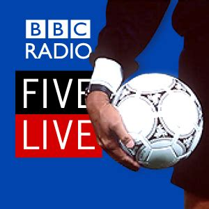Appearance On BBC Radio 5 & World Football Phone-In Show