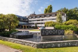 The George | Accommodation in Christchurch - Canterbury