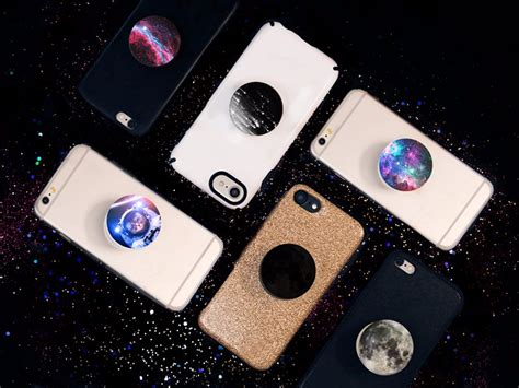 Meet the PopSocket, a handy gadget that's taking the