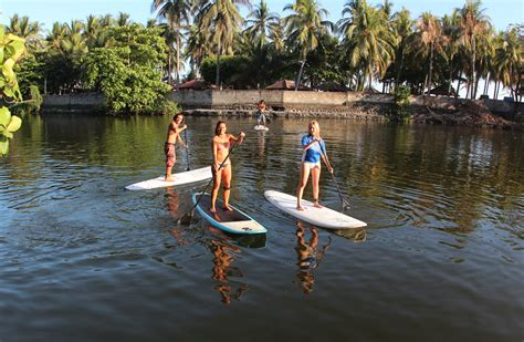 Stand up paddle El Salvador - SUP