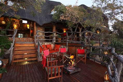 Ant's Hill Lodge holiday accommodation in South Africa
