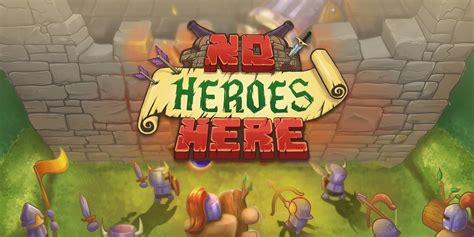 No Heroes Here   Nintendo Switch download software   Games