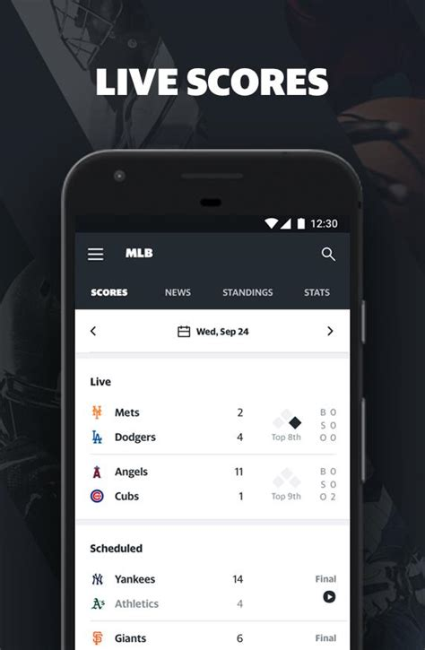 Yahoo Sports - Live NFL games, scores, & news for Android