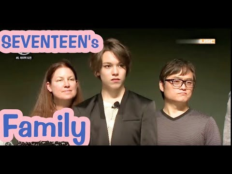 SEVENTEEN Vernon's Parents Are Both Painters, Here's How