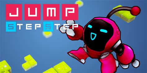 Jump, Step, Step   Nintendo Switch Download-Software