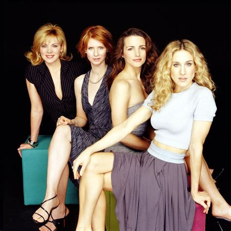 It portrays single women as being self-assured and