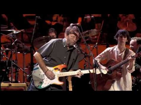 Eric Clapton - While my guitar gently weeps (Concert for