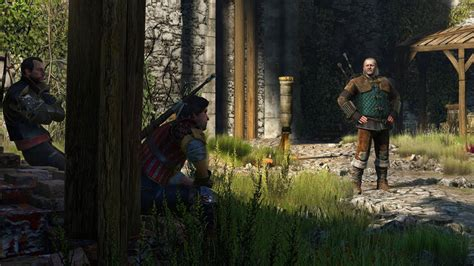 The Witcher 3: Following the Thread - VG247
