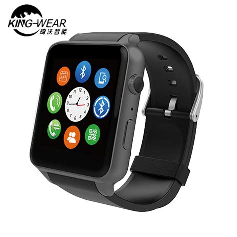 Kingwear GT88 Smart Watch Android Pedometer Heart Rate