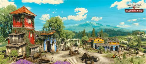 Blood And Wine DLC For The Witcher 3 Will Feature