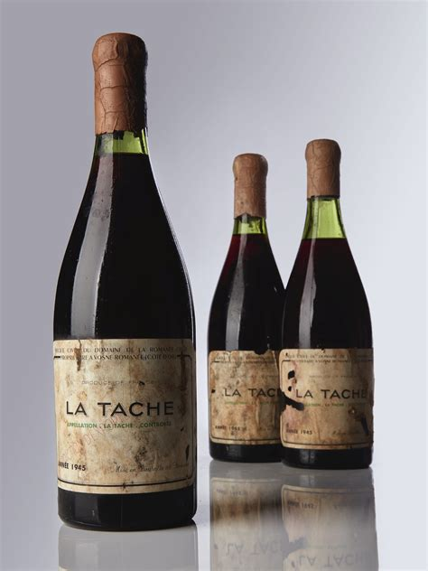 DRC 1945 becomes most expensive wine ever sold