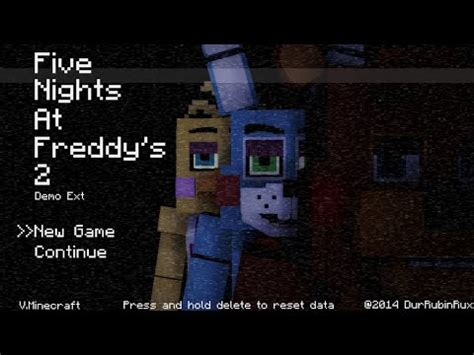 Five Nights at Freddy's Minecraft server (FNaFMC) - YouTube
