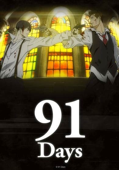 Watch 91 Days anime in English subbed in high-quality on