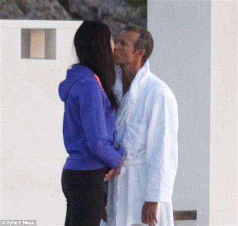 Luo Zilin Seen Kissing Naomi Campbell's Billionaire Ex, Is