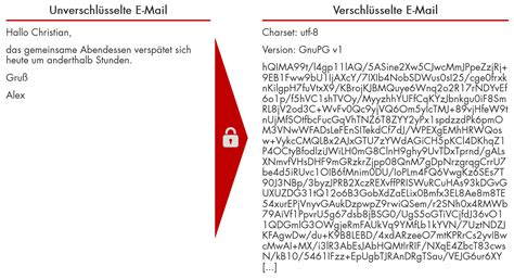 """E-Mail Verschlüsselung """"E-Mail made in Germany"""" vs"""