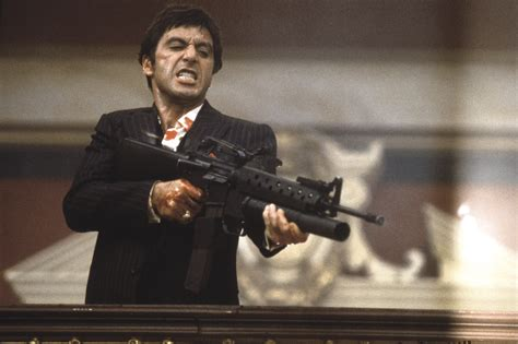 Scarface, directed by Brian De Palma   Film review