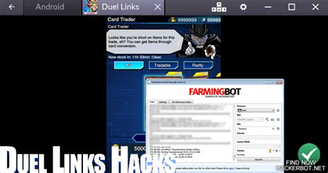 Yu-Gi-Oh! Duel Links Hacks, Bots, Mods and Cheats for