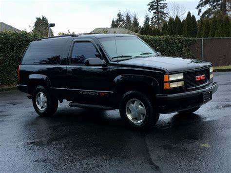 Gmc Yukon 2 Door For Sale Used Cars On Buysellsearch
