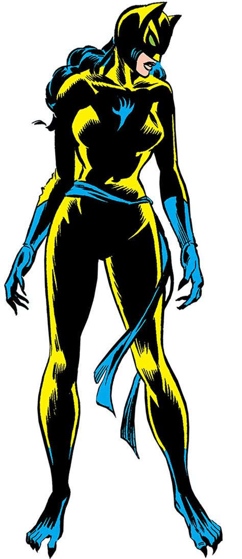 The Cat (Greer Nelson) - Marvel Comics - Character Profile