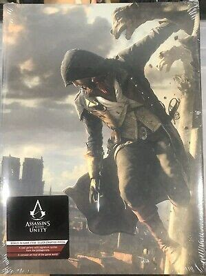 Assassin's Creed Unity Collector's Edition Guide Book