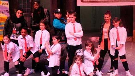 """""""ONE - Ds Dance Masters"""" 2016 im Movie Park Germany"""
