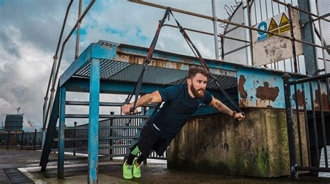 Suspension Training: Build Muscle And Functional Fitness
