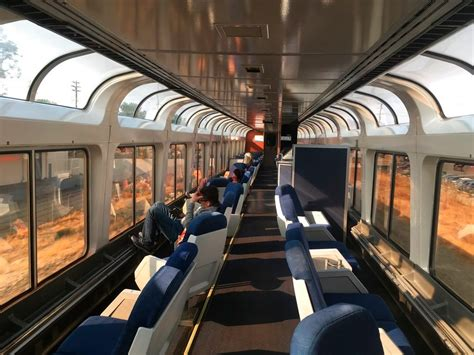 Coast Starlight: The journey is the vacation on this 35