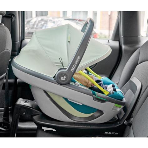 Maxi Cosi Coral i-Size Autositz Essential Red - bei www